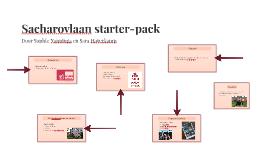 Sacharovlaaan starter-pack