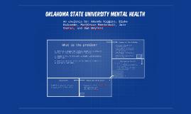 Oklahoma state university mental health