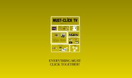 Must-Click TV by Jennifer Gillan Rough Draft