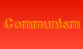 ISU COMMUNISM