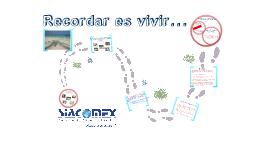 Copy of Recordar es Vivir