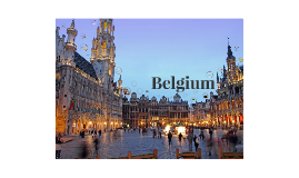 Copy of Belgium