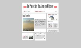 La Polución en México