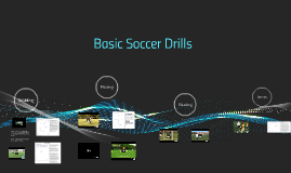 Copy of Basic Soccer Drills