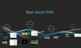 Copy of Basic Soccer Drills