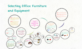 Selecting Office Furniture and Equipment