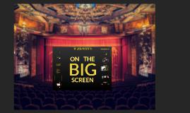 UF CASA PRESENTS: On the BIG Screen