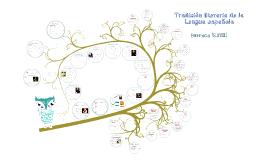 Tradición literaria de la lengua española