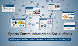 EN_Sports Communication on Social Media: Analyzing the Facebook Content of Professional Athletes in the Czech Republic