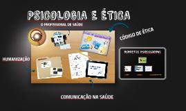 PSICOLOGIA E ETICA