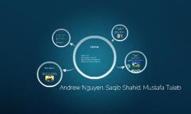 Andrew Nguyen, Saqib Sahid, Mustafa Taleb