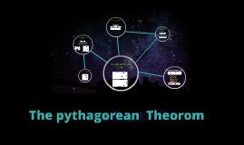 The pythagorean  Theorom