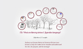 Copy of Literary Devices and Figurative Language