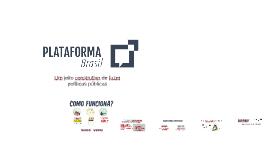 Copy of Plataforma Brasil