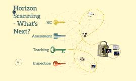 Horizon Scanning 2016 - What's Next?