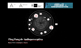Ping Pong de Audioérceptiva