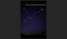Pisces: Horoscope Project
