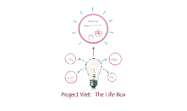Copy of Project Wet:  The Life Box