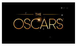 Copy of THE OSCARS