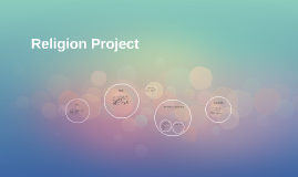 Copy of Religion Project