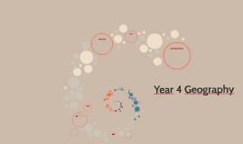 Geography Year 4