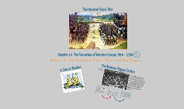 Chapter 14.4: Formation of Western Europe