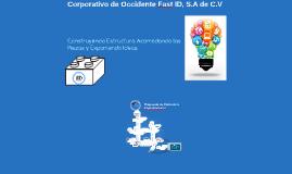 Corporativo de Occidente Fast ID, S.A de C.V