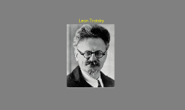 Biography of Leon Trotsky