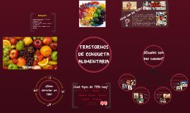 Copy of TRASTORNOS ALIMENTARIOS