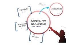 Curriculum Crosswalks