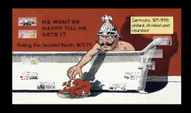 Ruling the Second Reich, 1871-79