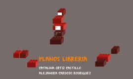 PLANOS LIBRERIA