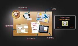 Predstavitev aplikacije