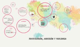 Frustración, Agresión y violencia