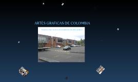 Artes Graficas de Colombia.es