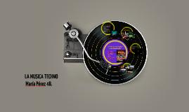 LA MUSICA TECNO