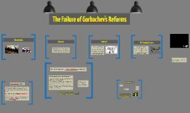 The Failure of Gorbachev's Reforms