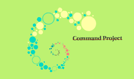 Command Project