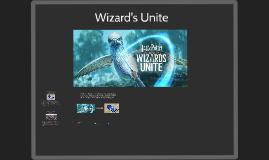 Wizard's Unite