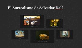 Copy of El Surrealismo de Salvador Dalí
