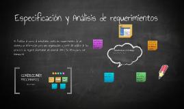 Presentación: Desarrollo y gestión de requerimientos