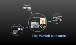 The Munich massacre