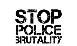 Copy of Copy of Police brutality