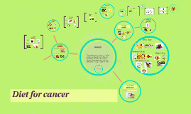 diet for cancer