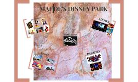Maude's Disney Park