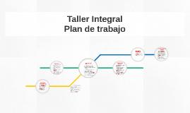 Taller integral
