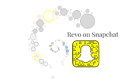 Goals of Revo on Snapchat