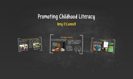 Promoting Childhood Literacy