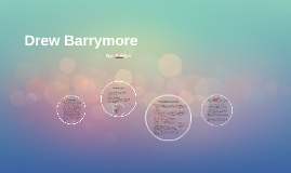 Drugs Unit: Drew Barrymore