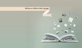 Biblioteca Pública Pablo Neruda